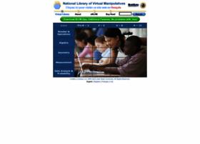 nlvm.usu.edu