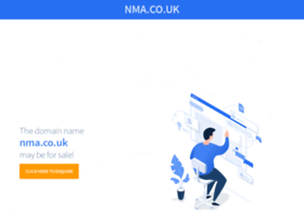 nma.co.uk