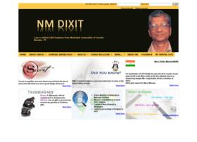 nmdixit.com