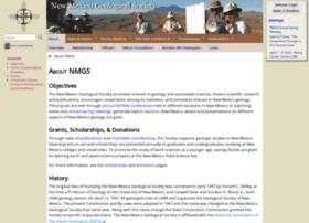 nmgs.nmt.edu