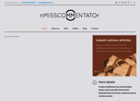 nmisscommentor.com