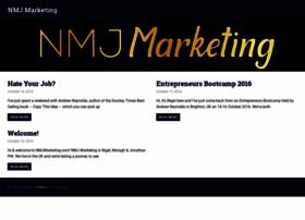 nmjmarketing.com