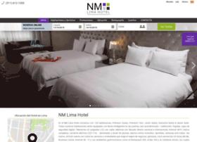 nmlimahotel.com