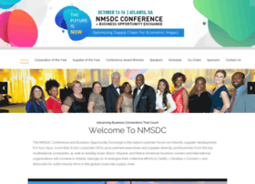 nmsdcconference.com