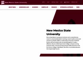 nmsu.edu