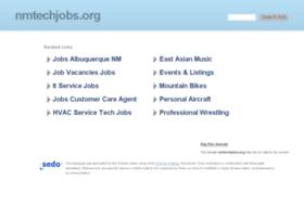 nmtechjobs.org