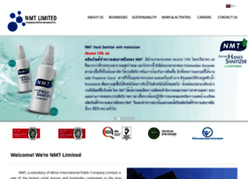 nmtlimited.com