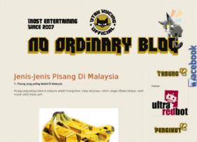 no-ordinaryblog.blogspot.com