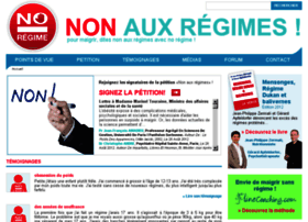 no-regime.com