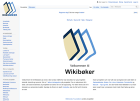 no.wikibooks.org
