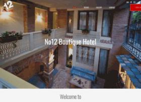 no12hotel.com