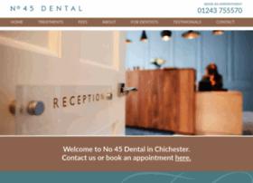 no45dental.co.uk