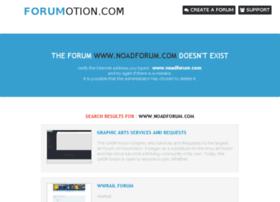 noadforum.com