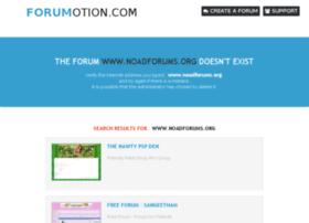 noadforums.org