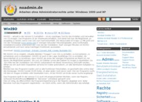 noadmin.de