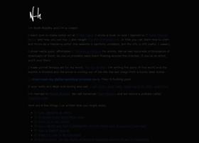 noahbradley.com