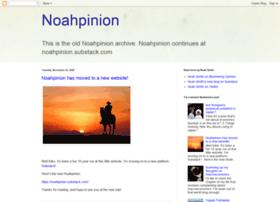 noahpinionblog.blogspot.ca