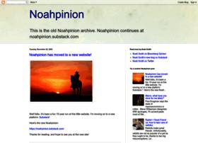 noahpinionblog.blogspot.com.ng