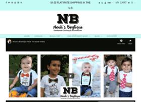 noahsboytique.com