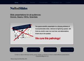 nobadslides.com