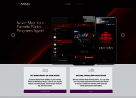 nobexradio.com