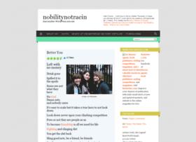 nobilitynotraein.wordpress.com