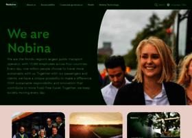 nobina.com