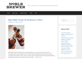 noblebrewer.com