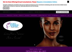 noblecosmeticsurgery.com