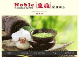 noblewellnesscentre.com