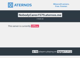 Nobodycares1579.aternos.me