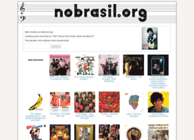 nobrasil.org