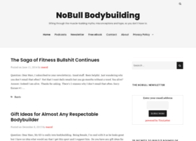 nobullbodybuilding.com