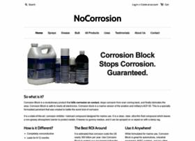 nocorrosion.com