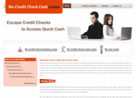 nocreditcheckcashloans.org.uk