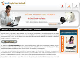 nocreditcheckloansdirectlendersuk.co.uk