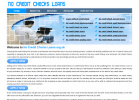 nocreditchecksloans.org.uk