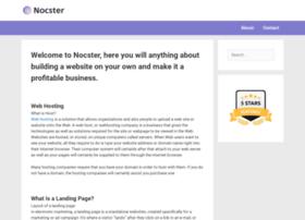 nocster.com