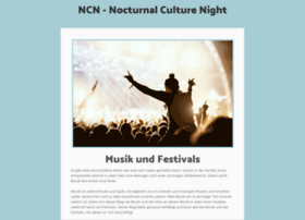 nocturnal-culture-night.de