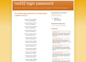 nod32loginpassword.blogspot.com