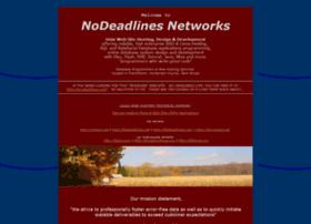nodeadlines.com