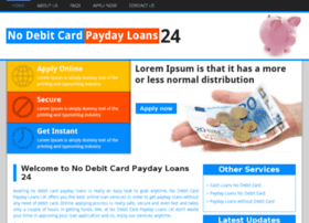 nodebitcardpaydayloans24.co.uk