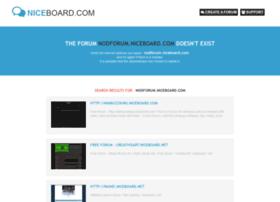 nodforum.niceboard.com