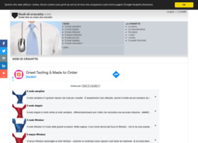 nodi-di-cravatta.com