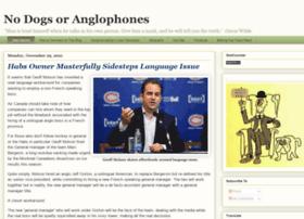 nodogsoranglophones.blogspot.ca