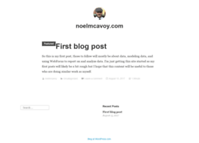 noelmcavoy.com