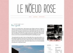 noeudrose.blogspot.com