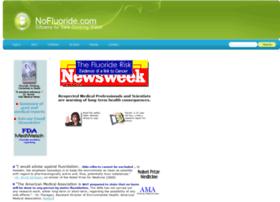 nofluoride.com