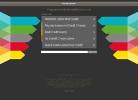 noguarantorbadcreditloans.co.uk