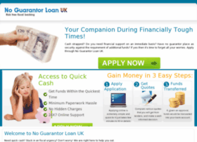 noguarantorloanuk.co.uk